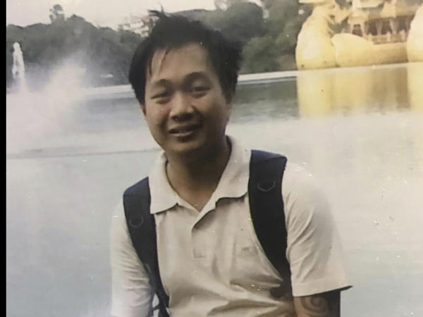 An undated photo of Associated Press journalist Thein Zaw. The Myanmar military detained Zaw and a handful of other journalists Saturday while covering pro-democracy protests. He and five other journalists could face up to three years in prison.
