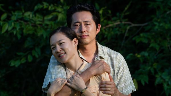 Married couple Jacob and Monica Yi (Steven Yeun and Yeri Han) relocate from California to a farm in Arkansas in the film <em>Minari</em>. Director Lee Isaac Chung says the film was inspired by his own rural upbringing.