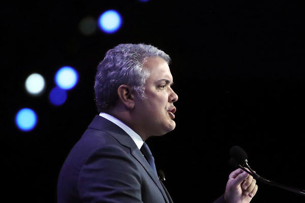 Colombian President Iván Duque unveiled a program last month that will allow undocumented Venezuelan migrants to legally live and work in Colombia for up to 10 years.