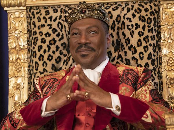 Eddie Murphy returns as Prince Akeem in <em>Coming 2 America</em>.