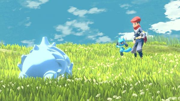 Pokémon Legends: Arceus lets players hunt the tiny monsters in a new, open-world setting.