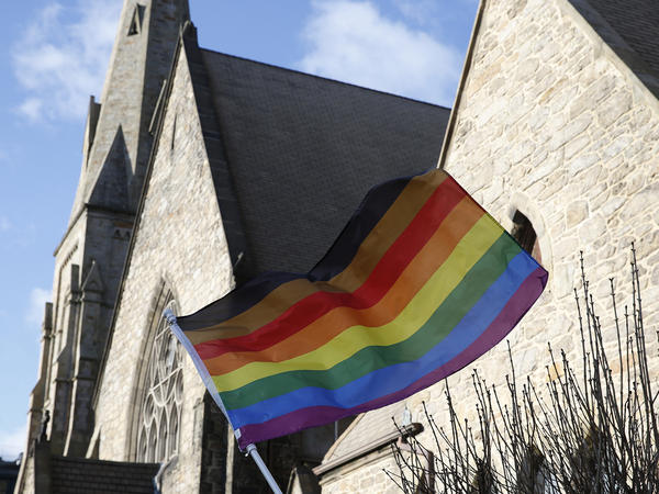Faith groups are deeply split over the Equality Act. Evangelicals, Catholics, Latter-day Saints and Orthodox Jews say it limits religious freedom. Mainline Protestants and other progressive faith groups support it.