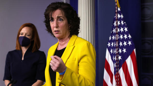 """White House coordinator for the Southern Border Ambassador Roberta Jacobson outlined a plan to provide $4 billion in relief to Central America and tamp down corruption amid a fresh surge in migration. She stressed, in English and Spanish, """"The border is not open."""""""