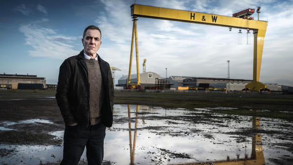 James Nesbitt plays an Irish police detective whose investigation into an apparent suicide opens up historical wounds in <em>Bloodlands </em>(streaming on Acorn TV beginning March 15).