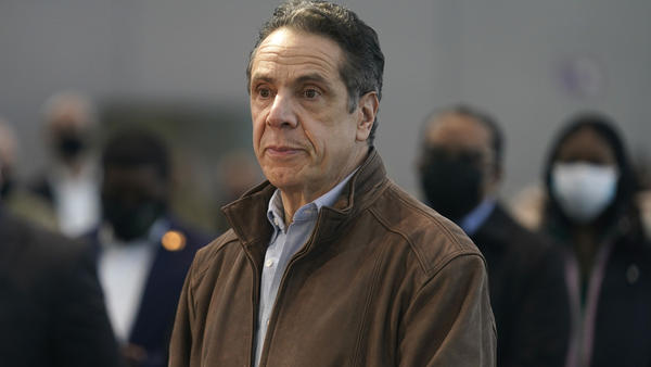 New York Gov. Andrew Cuomo is facing new misconduct allegations, after a female aide accused him of groping her.