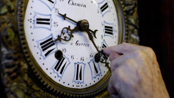 Daylight saving time takes effect on Sunday. Some senators are pushing to make daylight saving time permanent.