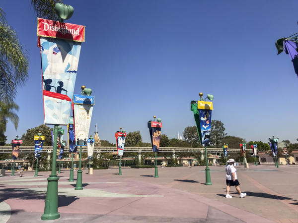 Disneyland Park and California Adventure Park in Anaheim, Calif., will reopen on April 30, after having been closed since last March due to the coronavirus pandemic.