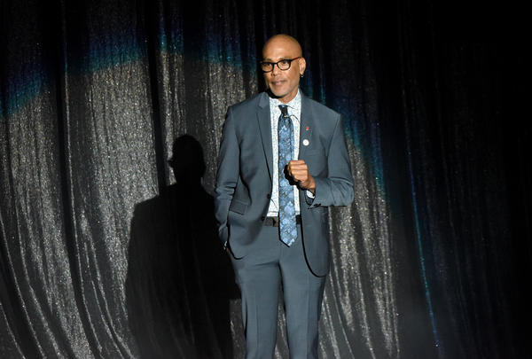 Phill Wilson, the former president and CEO of Black AIDS Institute, has spent four decades fighting HIV/AIDS in Black communities.