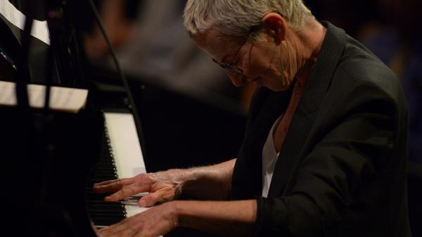 Myra Melford at Jazz at Lincoln Center