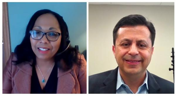 Peoria residents will choose either Rita Ali or JIm Montelongo as the city's first new mayor in 16 years.