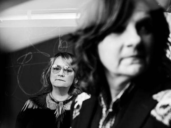 Amy Ray and Emily Saliers contemplate their place as queer artists in country on their latest album, <em>Look Long</em>, released in May.