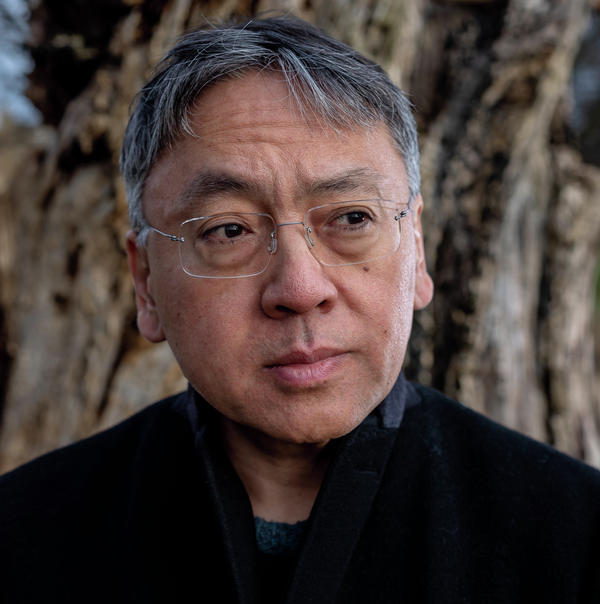 Kazuo Ishiguro won the Nobel Prize for literature in 2017. His previous novels include <em>The Remains of the Day</em> and <em>Never Let Me Go. </em>He also writes<em> </em>lyrics for jazz singer Stacey Kent. <em> </em>