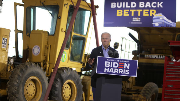President Biden campaigned on a proposal for a massive infrastructure plan to transform the economy and on the idea that he could work with Republicans. Trying to bring the infrastructure plan into reality forces a key decision on bipartisanship.