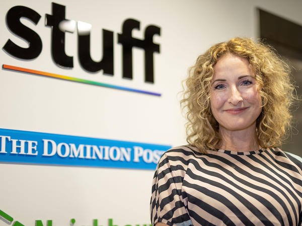 Sinead Boucher, the owner and CEO of New Zealand publisher Stuff, says the decision to quit Facebook has been beneficial for the company.