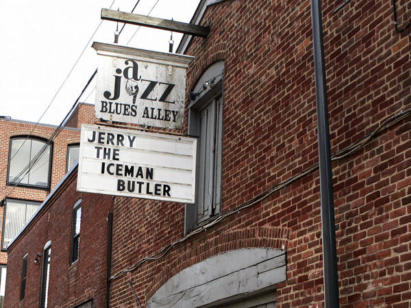 Blues Alley Jazz in Washington, D.C., is livestreaming its performances, one of many clubs affected by the pandemic. Beloved jazz clubs in New York, Denver and New Orleans have closed.