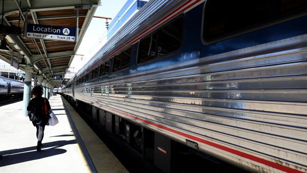 President Biden's $2 trillion infrastructure plan includes $80 billion for railways.