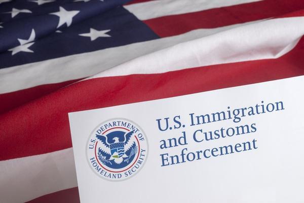 US Customs and Border Enforcement