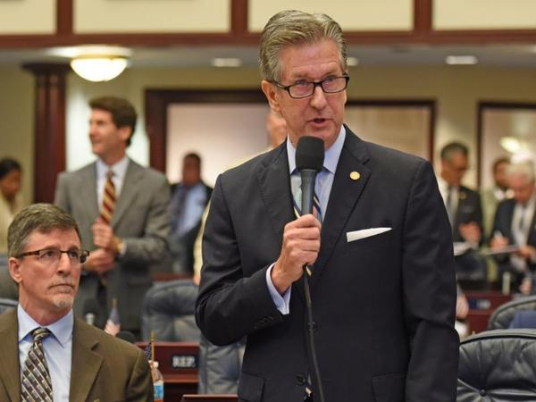 """Sen. Jim Boyd, R-Bradenton, who represents the area, said the Piney Point issue has """"impacted our community for a quarter of a century."""""""