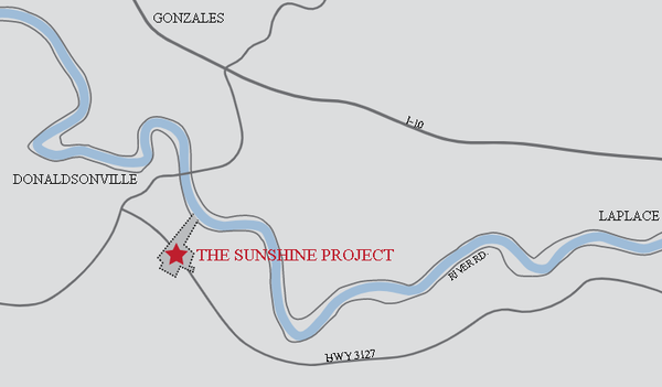 """FG LA, a subsidiary of Formosa Plastics, is calling its planned $9.4 billion facility in St. James Parish the """"Sunshine Project."""""""