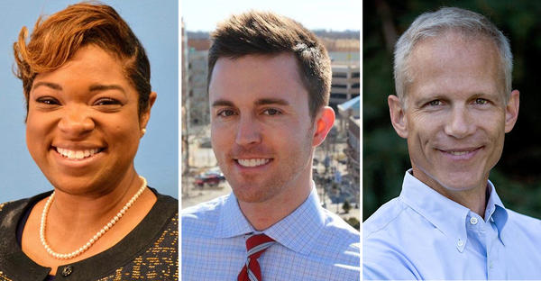 Chemberly Cummings, Scott Preston, and Kevin McCarthy won re-election Tuesday to the Normal Town Council.