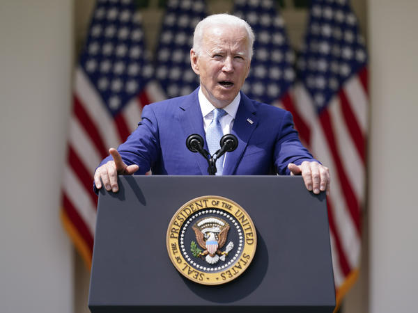As a candidate in 2020, President Biden said he opposed expanding the Supreme Court.