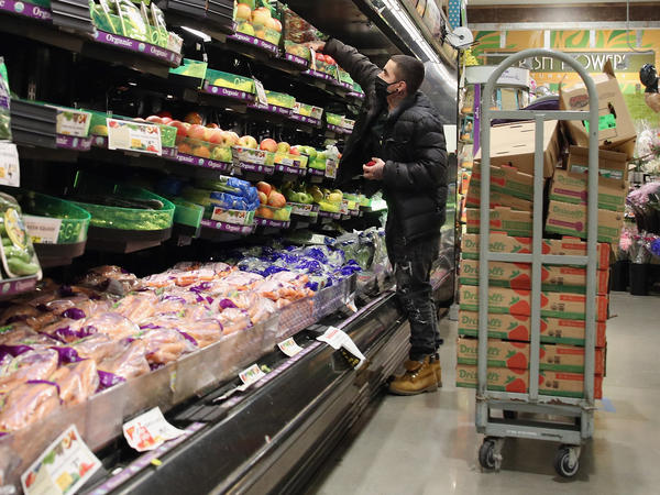 Consumer prices jumped in March, marking a return of inflation, but the Federal Reserve insists any uptick will be temporary.