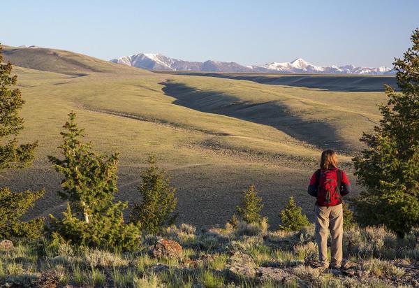 The Nez Perce National Historic Trail, Idaho