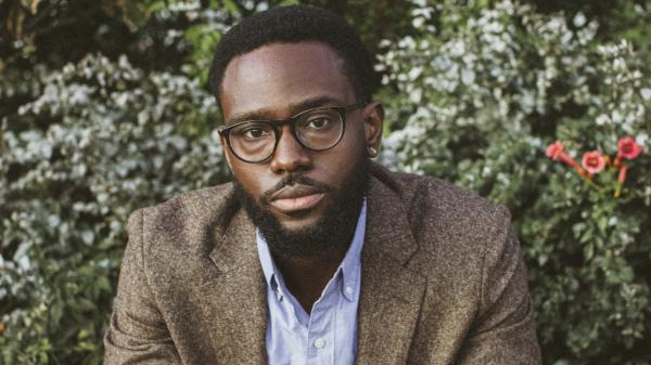 """Saidu Tejan-Thomas Jr. was born in Sierra Leone and came to the U.S. when he was 8. He regrets that he no longer has an accent. """"The accent is like a reminder of who you are and it's a reminder of where you come from,"""" he says."""