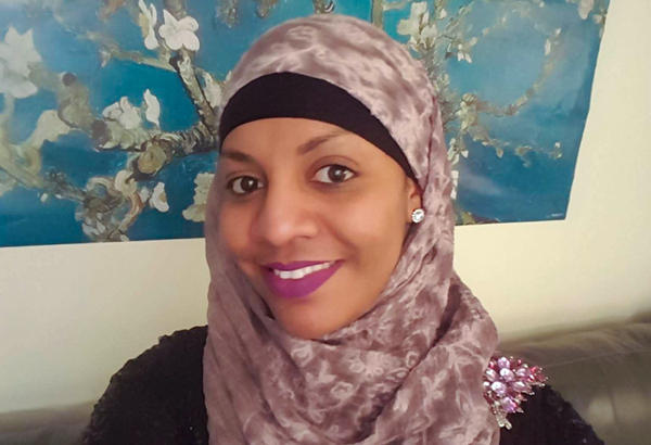 """Najat Hamza had been living in the U.S. for almost two decades after fleeing Ethiopia's regional state of Oromia when she was young, she told StoryCorps in 2017. """"My heart will always belong to Oromia,"""" she said."""