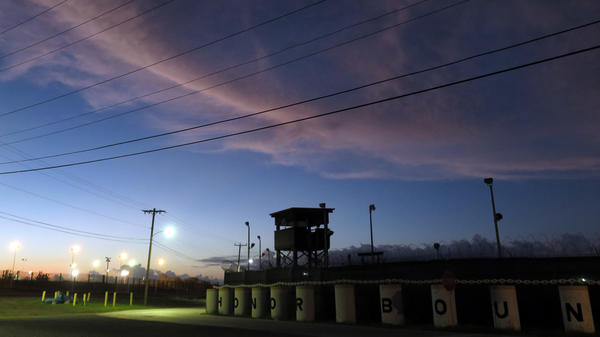 """In a letter to the White House, 24 senators said the U.S. military prison at Guantánamo Bay, Cuba """"has damaged America's reputation, fueled anti-Muslim bigotry, and weakened the United States' ability to counter terrorism and fight for human rights and the rule of law around the world."""""""