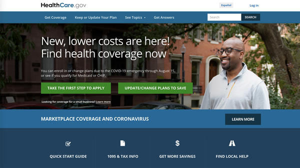 """The Biden administration has opened up enrollment on all Affordable Care Act marketplaces, including on the federal insurance exchange, <a href=""""https://www.healthcare.gov/"""" data-key=""""1338"""">Healthcare.gov</a>, until August. Many people will qualify for better or less expensive plans — or both."""