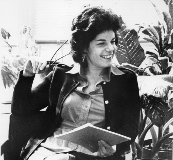 Susan Stamberg co-hosted <em>All Things Considered</em> from 1972 until 1986 — she's the first woman to anchor a daily national news program in America. She is now an NPR special correspondent.