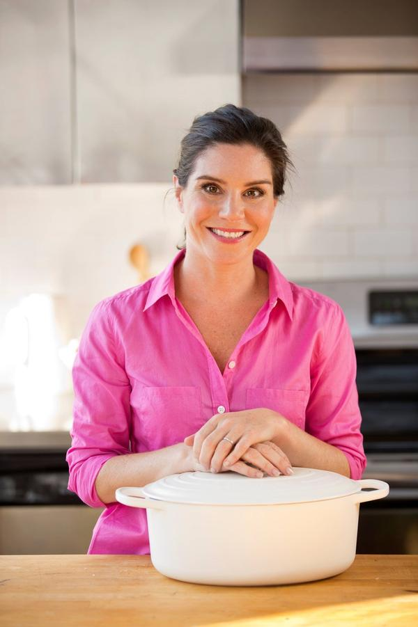 """Katie Workman, a chef and writer, says cooking fatigue during the pandemic is """"no joke."""""""