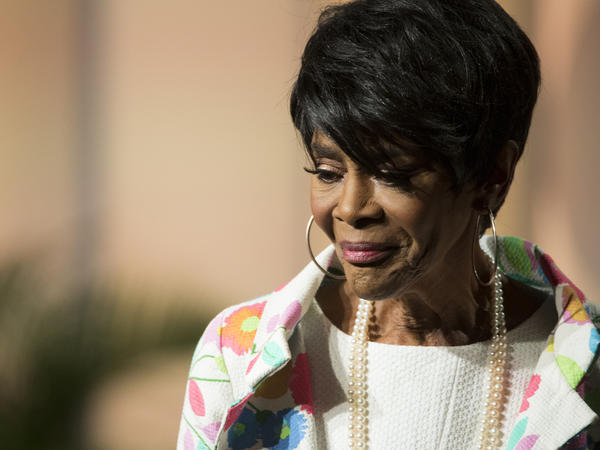 """Cicely Tyson says her mother did not want her to be an actress. """"But in my gut, I knew there was something there that I was put here to do,"""" Tyson says."""