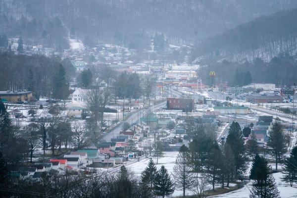 Rainelle, W.Va., flooded in June 2016. Years later, the town still hasn't recovered. When large numbers of people don't have insurance or savings after a disaster, the effects can ripple through the community.