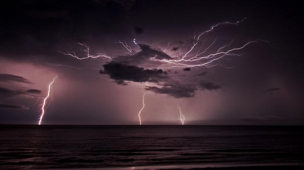 Lightning may have played a key role in the emergence of life on Earth.