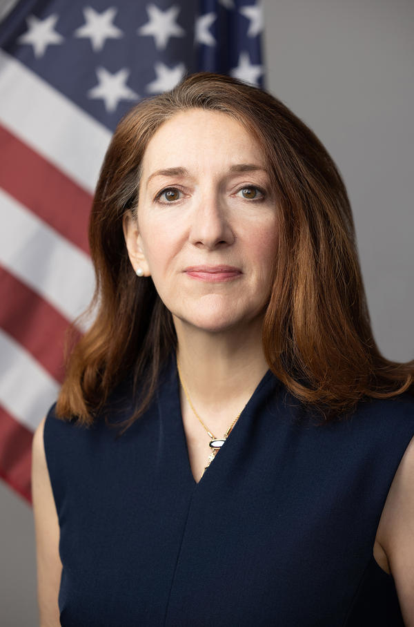 Regina LaBelle is the acting director of the White House Office of National Drug Control Policy. During a Thursday morning briefing, LaBelle said drug overdose deaths were up about 27% in the 12-month period ending in August 2020, compared with the previous year.