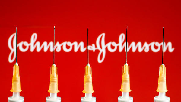 Johnson & Johnson was mentioned roughly the same amount every hour online Tuesday as it was in entire weeks before news of the vaccine's pause, according to the tracking firm Zignal Labs.