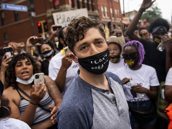 Minneapolis Mayor Jacob Frey was met with boos from protestors in his city last summer after saying he didn't support abolishing the police.