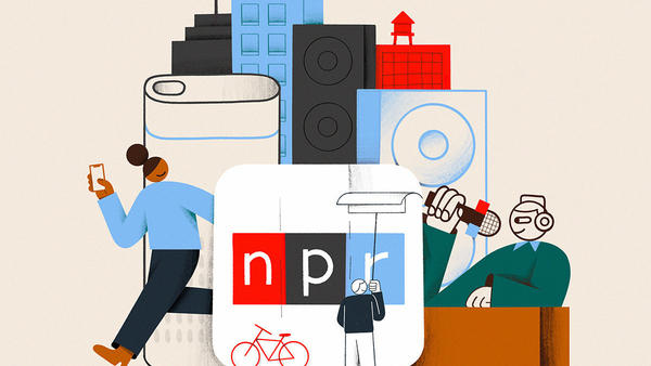 On May 3, 2021, NPR turns 50 years old. To mark this milestone, we're reflecting on and renewing our commitment to <em>Hear Every Voice</em>.