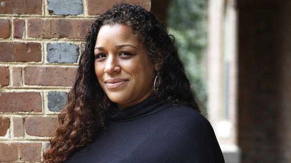 Nicole Lynn Lewis is the author of <em>Pregnant Girl: A Story of Teen Motherhood, College, and Creating a Better Future for Young Families.</em>