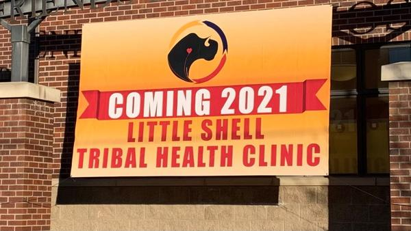 The Little Shell Tribe of Chippewa put much of its CARES Act aid toward a new tribal health clinic in Great Falls, Montana.