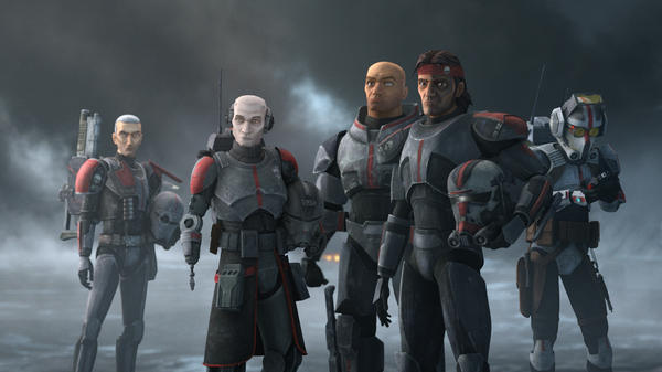 <em>The Bad Batch</em> follows an elite, hard-bitten squad of genetically mutated clones who rebel against the Empire.