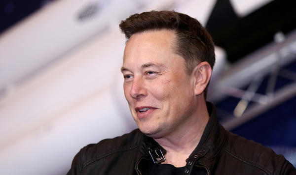 As first-time <em>SNL</em> host, tech magnate Elon Musk played himself in a pre-taped sketch.