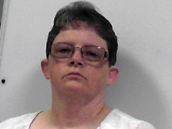 A photo released in 2020 by the West Virginia Regional Jail and Correctional Facility Authority shows Reta Mays, a former nursing assistant at the Louis A. Johnson VA Medical Center in Clarksburg, W.V. Mays was sentenced to multiple life terms after pleading guilty to intentionally using fatal doses of insulin to kill several patients.