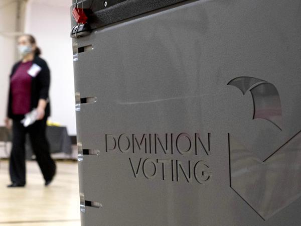 """In its filing to dismiss a defamation suit, Fox News said it was within the bounds of the First Amendment to air claims about Dominion Voting Systems and that the company has failed to back up its allegations of """"actual malice."""""""
