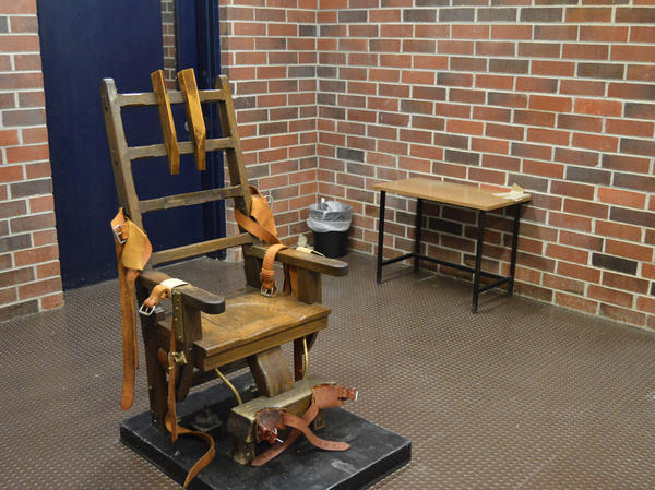 South Carolina Gov. Henry McMaster has signed into law a bill that forces death row inmates to choose between the electric chair and a firing squad if lethal injection drugs aren't available.