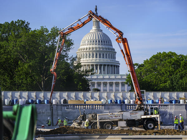 Democrats and Republicans might agree on some aspects of what constitutes infrastructure, but sharply disagree on how to pay for it.