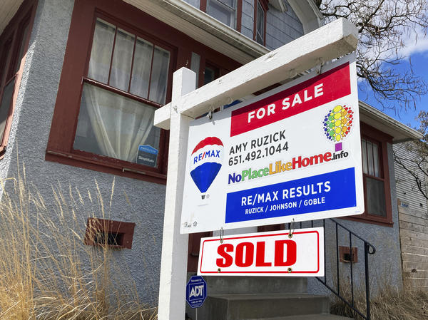 The median price for a home in the U.S. last month hit a new record of $341,600. That also marked the biggest ever 1-year price gain and homes are selling more quickly than ever before.