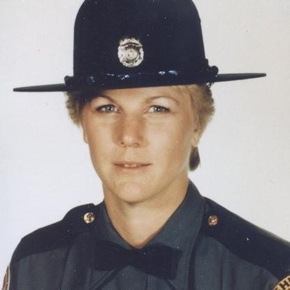 On May 24, 1985, Washington State Patrol Trooper Glenda Thomas became the first female trooper killed in the line of duty. She's being remembered this week as part of the patrol's Centennial Commemoration.